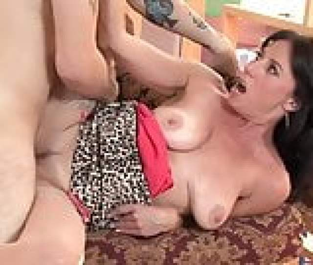 Sexy Mature In Stockings Fucks Really Good  Top Mature