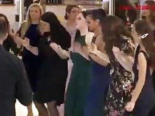 Wedding ceremony turkish Brunette No Bra respectable butt 2