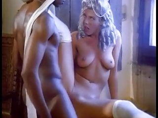 Mandingo anal Princess  blonde