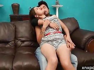 Desi bitch doing romance together with her boyfriend