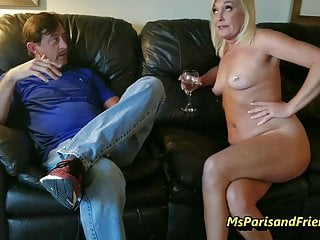 Sweltering Hole From My Lover's Stripper Step sister