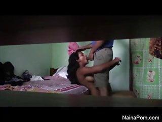 Desi indian cutie student hot teen slut cock sucking
