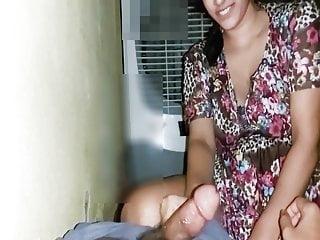 sucking hubby penis with hindi galiya…