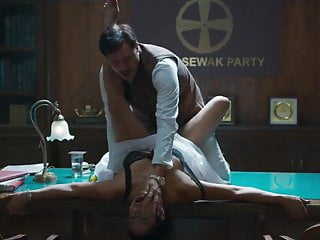 Desi Politician Exhausting Intercourse in Workplace with Feminine Co-Chief