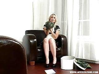 Latex maid eve