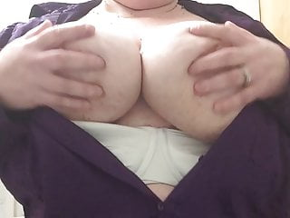 Great breast wanted slightly day out of bra