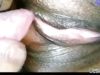 licking my indian aunt pussy