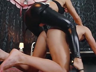Mistress Destroy Submissive Male