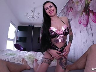 GERMAN DIRTY TALK ANAL POV FUCK FOR HOT BIG TITS TEEN