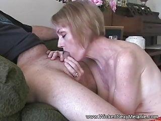 Specia lBlowjob Sexy girl From Astonishing GILF
