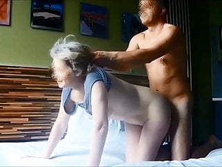 My lover fucked on honest hidden cam 4