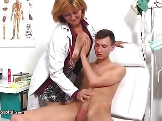 Czech granny and younger boy intercourse