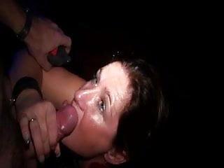 Dutch Milf Manuela facial at Sexslavinnen occasion