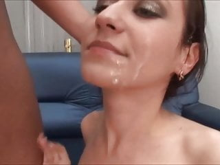 The girl is addicted to cock
