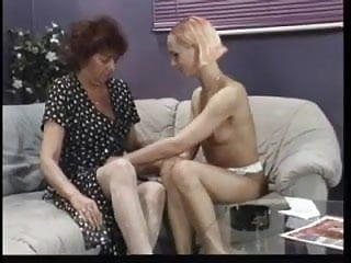 lesbian intercourse with a old red head lady by hardiron