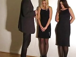 GBS Pantyhose Caning