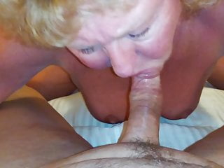 70 12 months Frail Granny Slurps it Deep and Swallows
