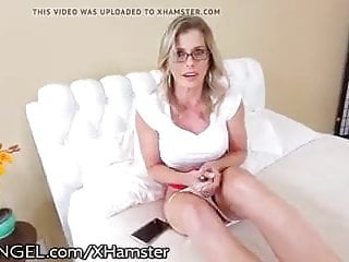 Cheater stepmom caught