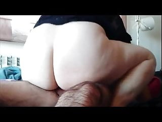 Phat Ass Squats on Penis