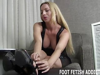 I've a particular deal with for my favourite foot freak