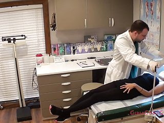 Latina Strips Down four Necessary Medical Examination By Physician Tampa