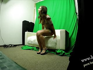 Casting Sexy teen Czech Mannequin Tereza