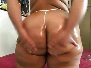 Full grown Butt Latina Freak
