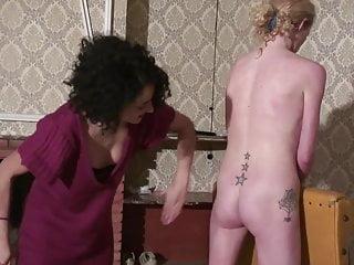 Lezdom – Ass Spanking