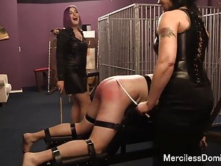 Caned and In Pain – Cruel British Domination