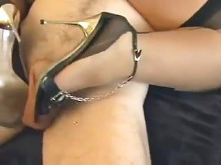 Mistress sits her ass on his face