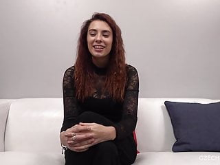 Beginner Czech Barbara Casting Hot teen Full Video 9841
