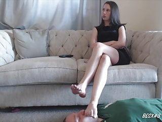 Face foot stool