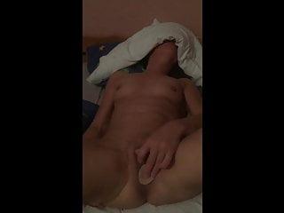 Anja masturbating to Orgasm