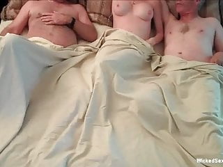 A Granny Threesome For Christmas