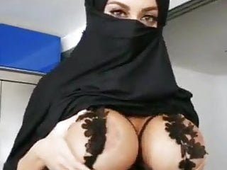 Muslim girls received huge knockers