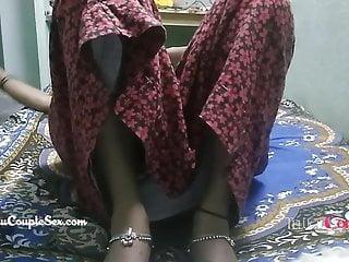 indian telugu desi village couple lover nude fucked on flooring