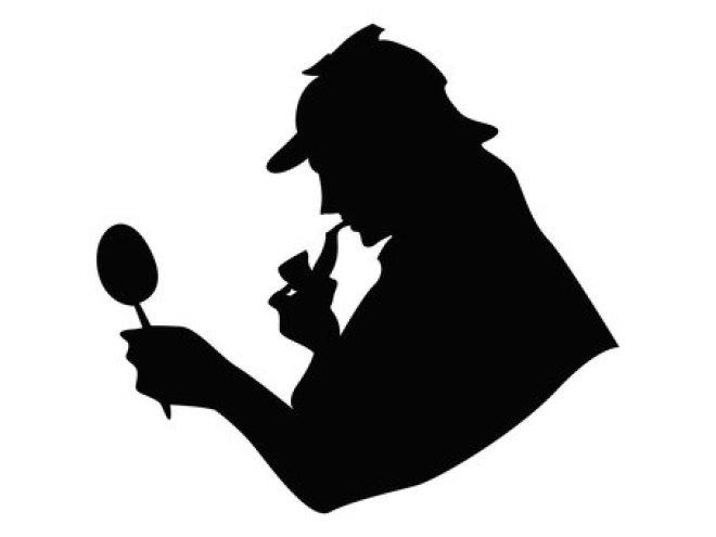探偵イラスト/無料イラストなら「イラストAC」
