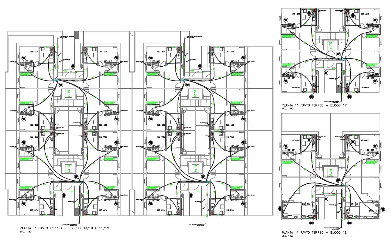 Cad Drawing Presented File Of Living Residence Apartment