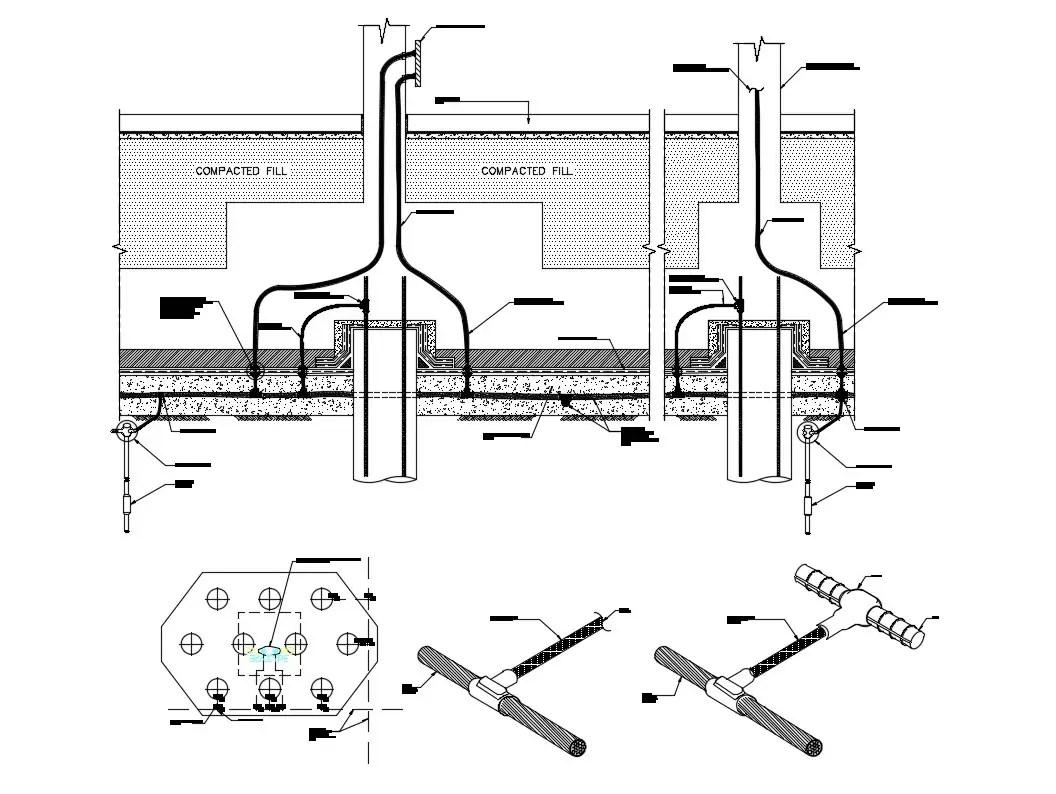 Plumbing Fittings Cad File