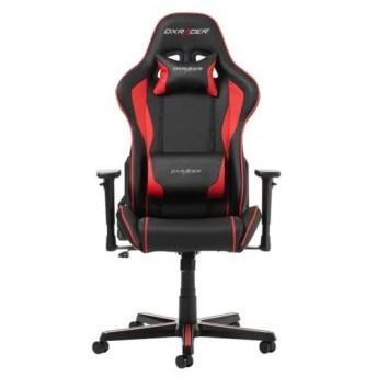 DXRacer F-Series Silla Gaming Negro/Rojo
