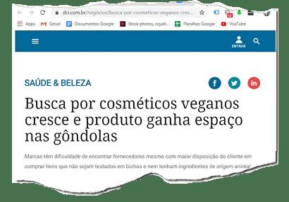 Mercado de Maquiagem - Apostila Make Natural