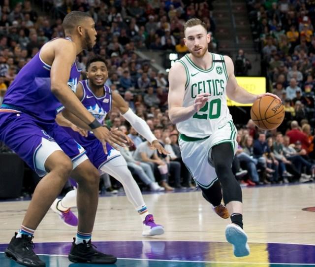 Boston Celtics Vs Utah Jazz  Nba Pick Odds And