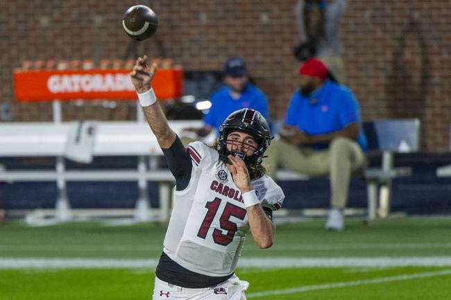 SEC: South Carolina vs Missouri 11/21/20 College Football Picks, Odds, Predictions