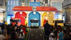 Tayo The Little Bus Isi Keceriaan Liburan Anak Di Central Park Mall