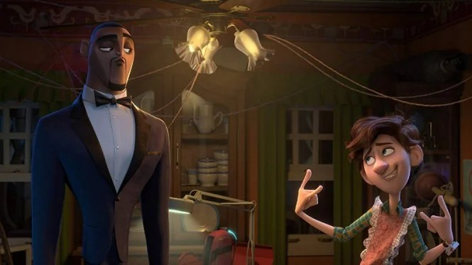 Sinopsis Spies In Disguise Film Animasi Will Smith Dan Tom Holland