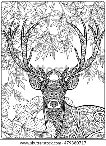 Adult Coloring Books Stock Images Royalty Free Images