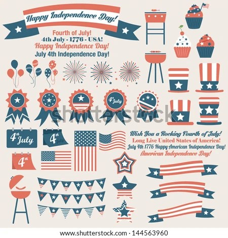 Fourth Of July Banner Stock Images, Royalty-Free Images ...