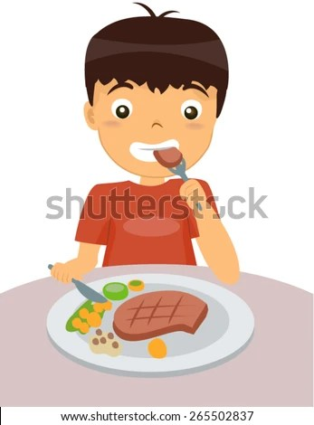 Table Manners Stock Images Royalty Free Images Amp Vectors