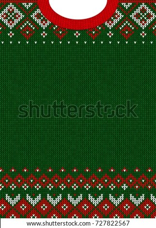 Christmas Sweater Stock Images Royalty Free Images