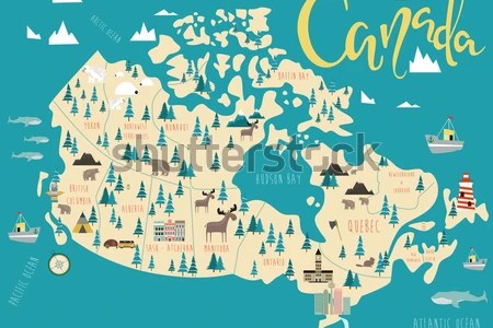 canada map vector free » Path Decorations Pictures | Full Path ...